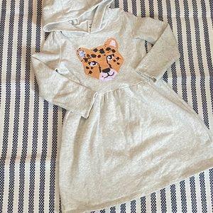Carter's Girls {6X} Sequin Sweater Dress